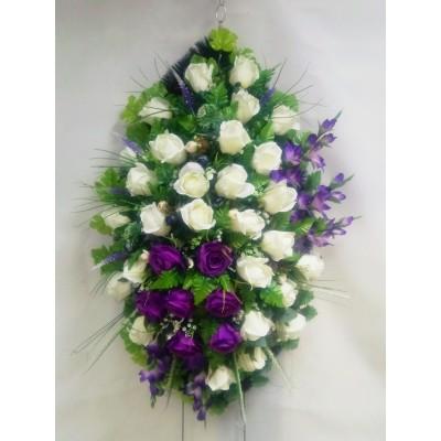 Заказать венок на похороны в Москве