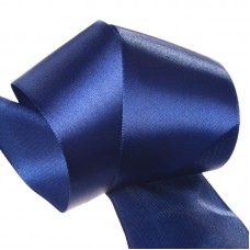 Лента заказная Темно-синяя