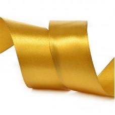 Лента заказная Золотая