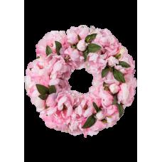 Венок европейский из живых цветов ВЕЖ-60