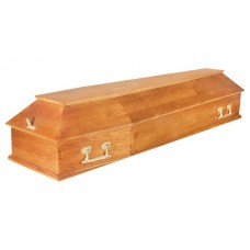 Гроб деревянный Питер-6