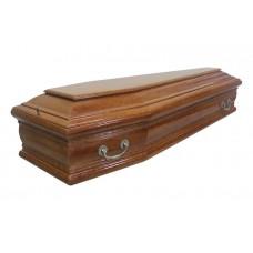 Гроб деревянный Бергамо