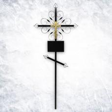 Крест металлический стандартный