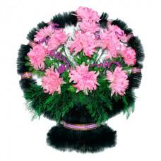 Корзина из искусственных цветов КЗ-3
